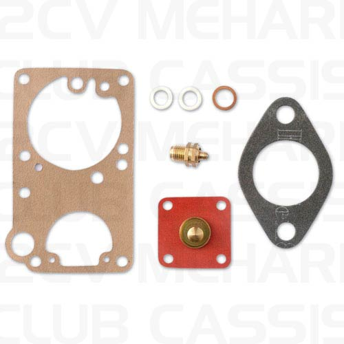 overhaul kit carburetor simple 2cv dyane mehari. Black Bedroom Furniture Sets. Home Design Ideas