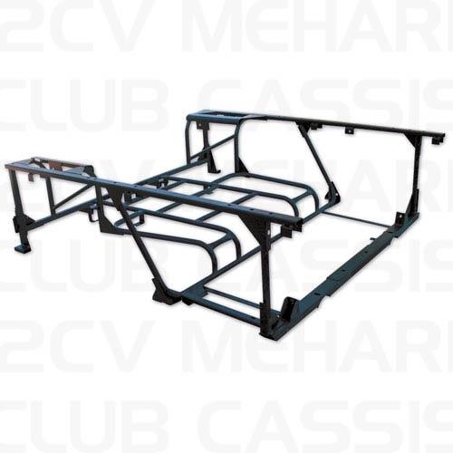 Tubular frame rear black MEHARI 4x4