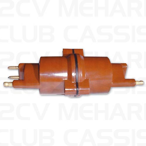 Ignition coil 12V (electronique ignition only) 2CV/AMI/DYANE/MEHARI