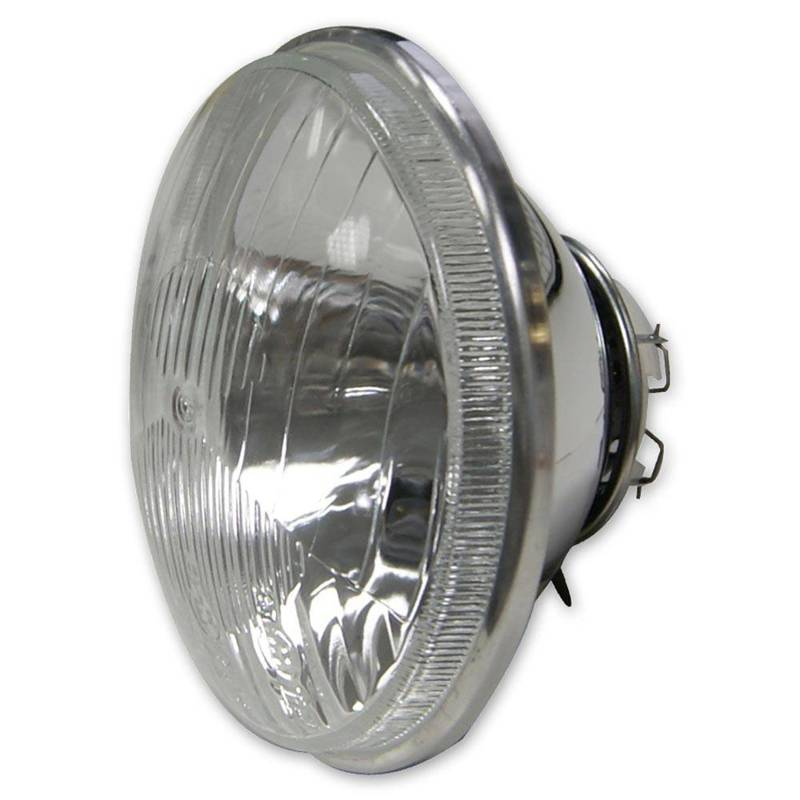 Round headlight CE 2CV