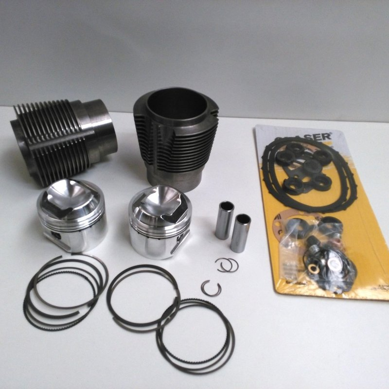 Kit 652cc cast steel