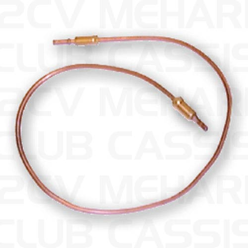 Rear brake line 1/3 part 09 2CV/AMI/DYANE/MEHARI