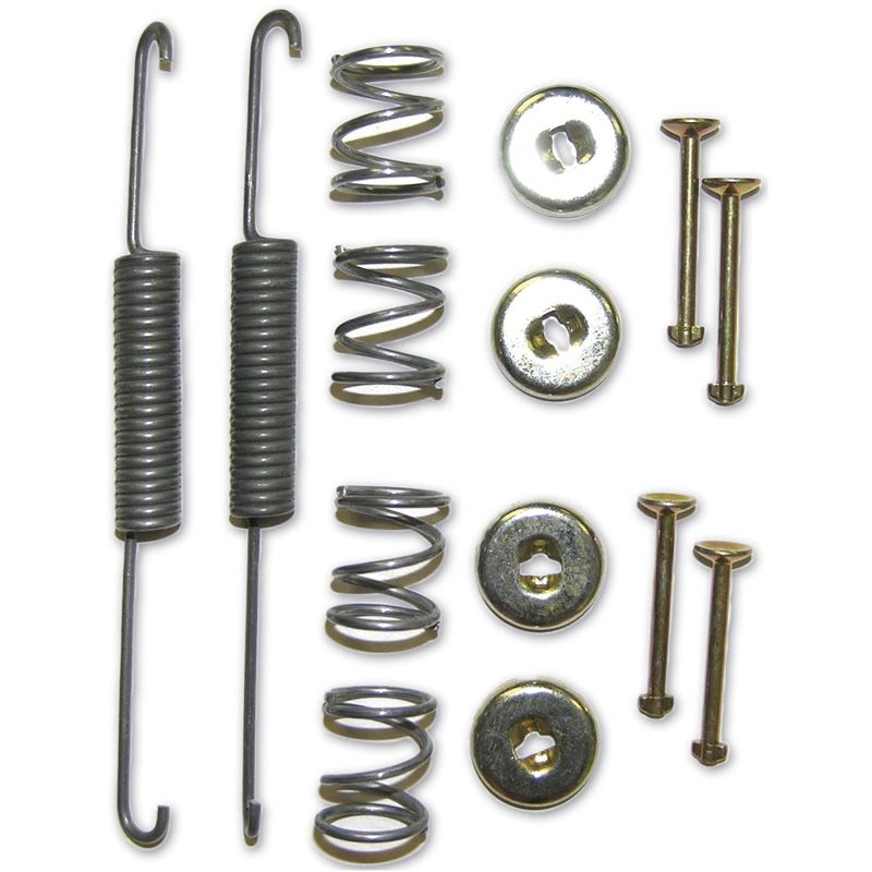Front brake shoe small spring set 2CV / AMI / DYANE / MEHARI