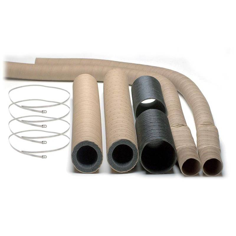 Heating hose set MEHARI
