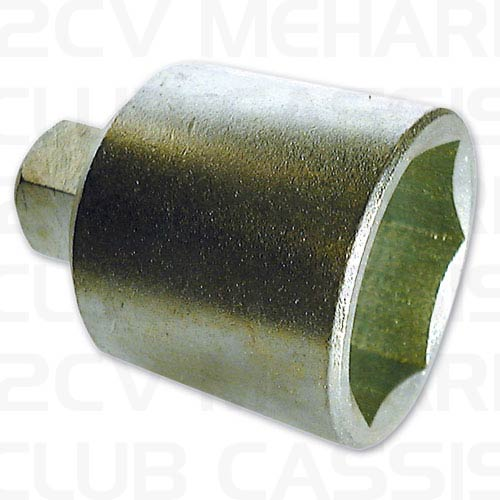 Spanner rear brake drum 44mm 2CV/AMI/DYANE/MEHARI