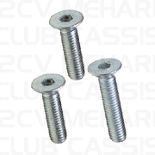 Screw lock (x3) 2CV / MEHARI